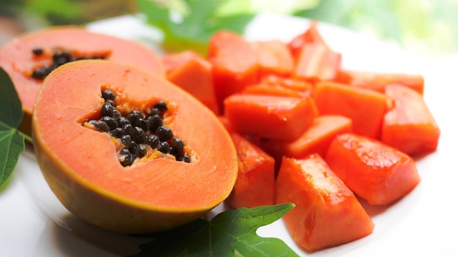 7 thực phẩm giúp điều trị bệnhtrĩ