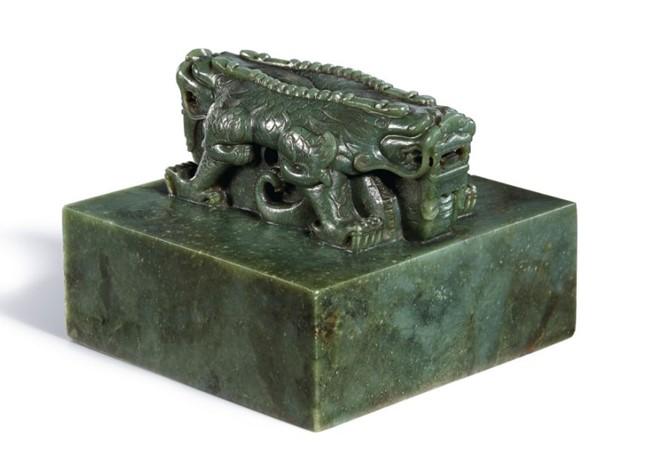 Cổ vật hàng triệu đô thời Càn Long lên ngôi tại HongKong