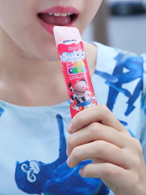 Vì sao kem sữa chua Subo trở thành 'hiện tượng' trong giới họctrò